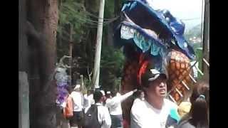 CHIMO TEPECO 2015 Santa Rosa Xochiac