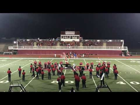 Maypearl High School Marching Band - Apollo - 09/20/19