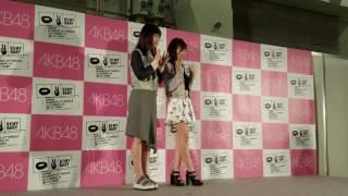 2016.5.21 インテック大阪で開催された、AKB48 個別握手フォトセッショ...