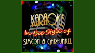 Old Friends, Bookends Theme (In the Style of Simon & Garfunkel) (Karaoke Version)