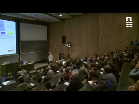 """Michael Grätzel: """"Nanostructured Photosystems of electricity and fuels from sunlight"""""""