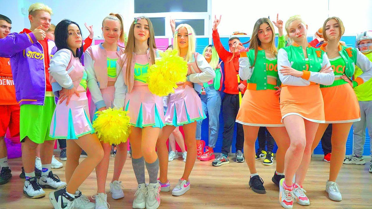 Download ¡El regreso del equipo de BUNNY! ¡Diana eligió quiénes son las nuevas Cheerleaders de BUNNY!