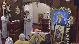 Saturday Divine Liturgy 09/25/2021