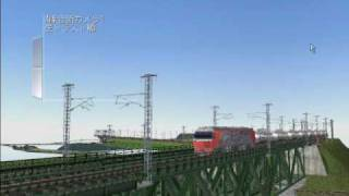 新VRM3★DF200レッドベア+タキ3000 20輌編成