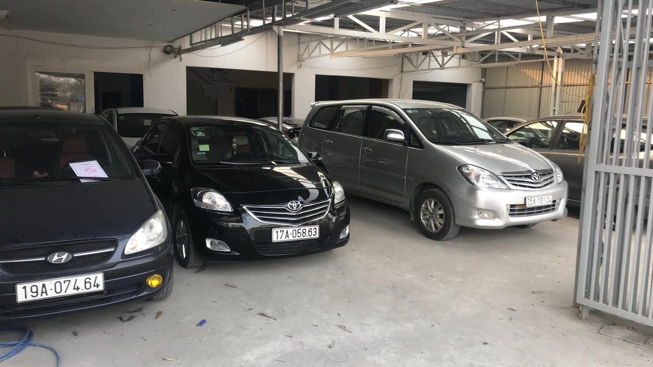Các mẫu ô tô cũ giá rẻ cơ sở 2. Ô tô cũ Hoàng Phúc – 0352868123