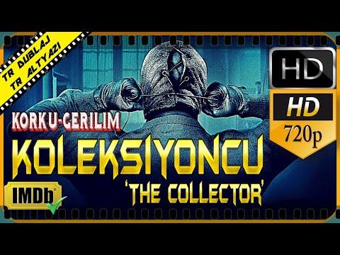 KOLEKSİYONCU - The Collector Türkçe Dublaj İzle HD Korku, Gerilim Filmi 2020