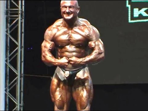 Terry Fisher (ENG), NABBA Worlds 2009