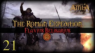 [21] Attila: Total War - The Last Roman Campaign DLC - The Roman Expedition
