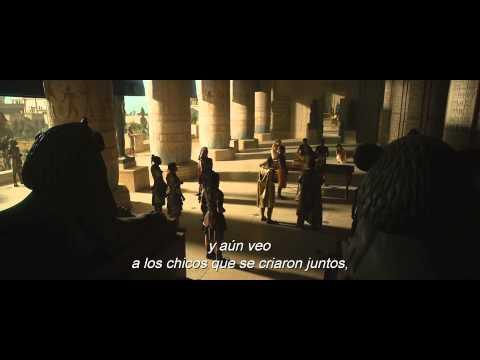 EXODO  DIOSES Y REYES -Trailer -Cines Fenix