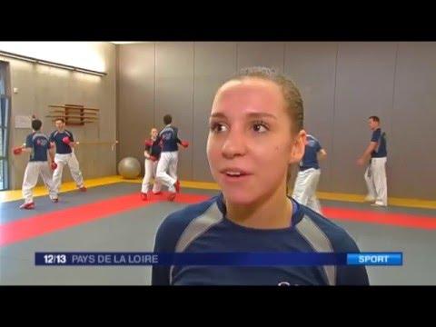 Soyons sports : Samouraï 2000 (France 3 Maine)