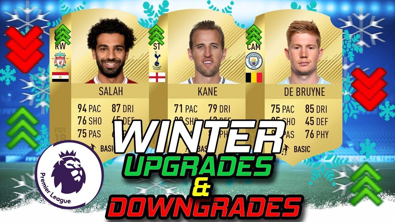 fifa 18 upgrades