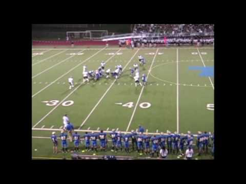 Derek Weston Football  Part 2:  2009 Kentwood vs Tahoma Defense