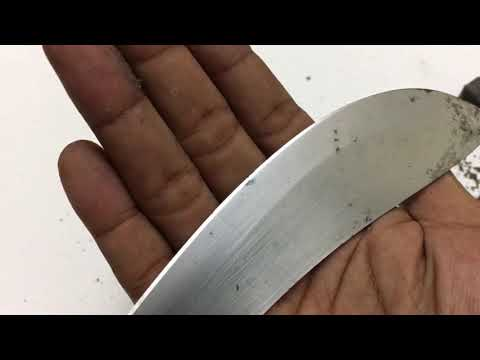 Lansky Eraser Block to Remove Rust and Stain on Knife and Other Metal Object