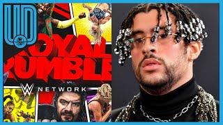 Royal Rumble es uno de los primeros grandes eventos de la WWE, y este año se celebrará el próximo domingo 31 de enero