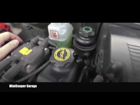 mini cooper engine coolant level inspection mini cooper engine coolant type mini cooper engine coolant #2