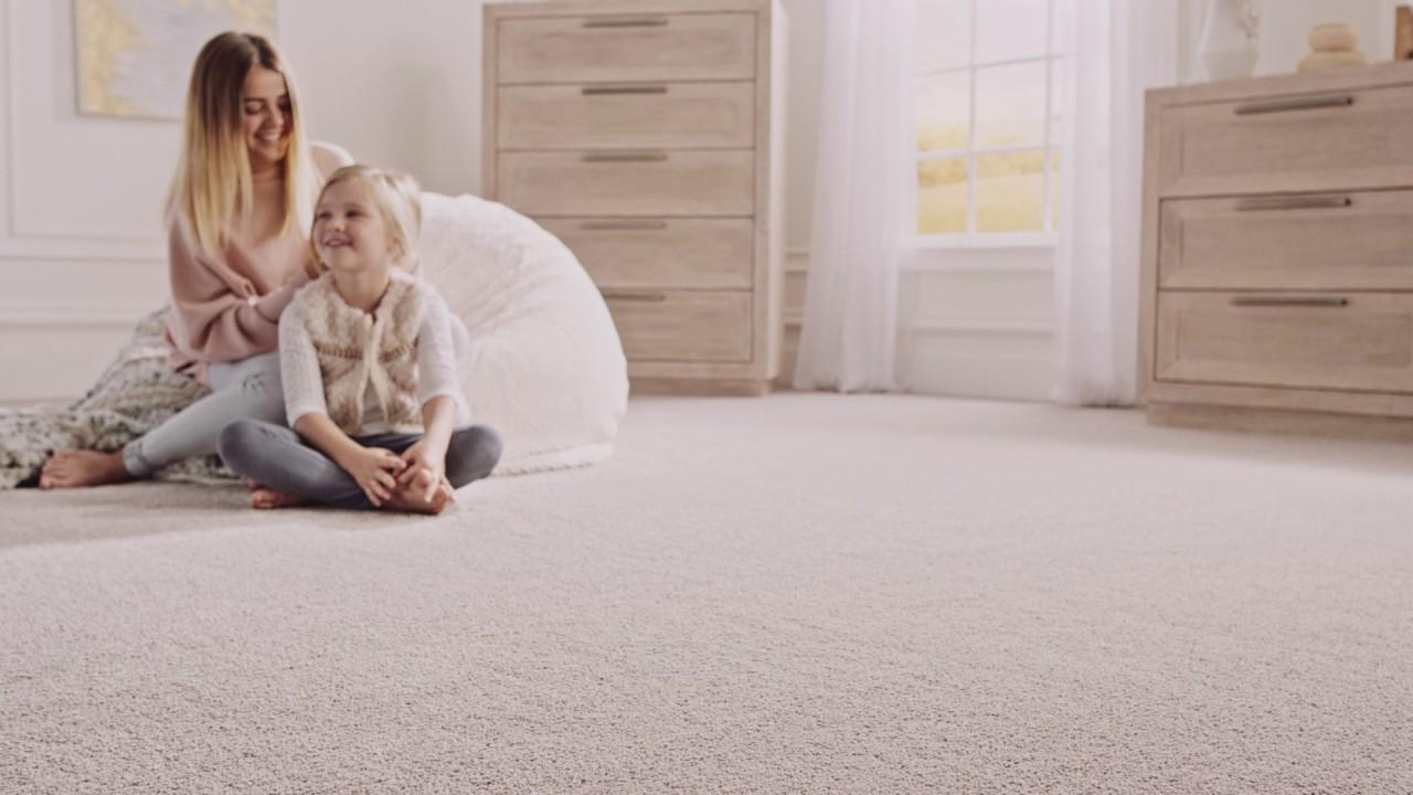 Softest Carpet Introducing Smartstrand Silk Reserve