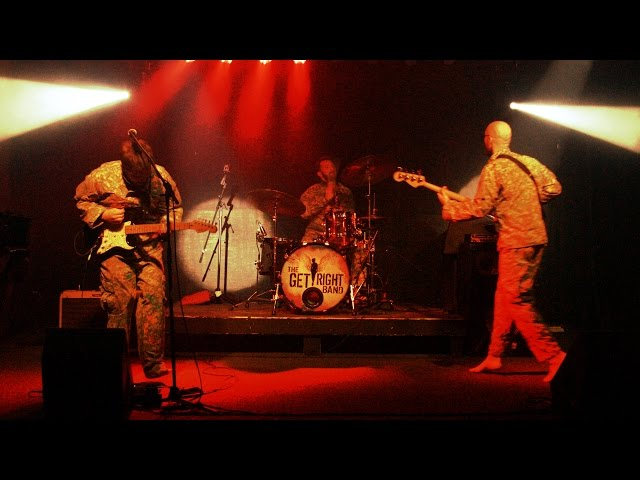 The Get Right Band - Life During Wartime (Talking Heads Cover) *OFFICIAL MUSIC VIDEO*