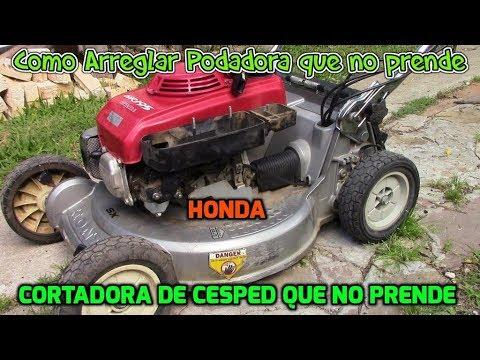 Como Arreglar O Reparar Podadora Honda Que No Prende thumbnail