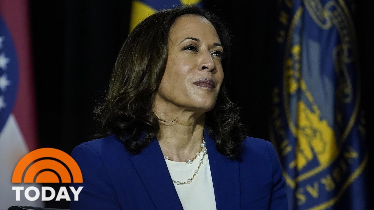 Trump Encourages False Birther Theory About Kamala Harris | TODAY