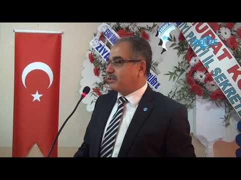 İYİ Parti Adıyaman Merkez İlçe Kongresi Gerçekleşti