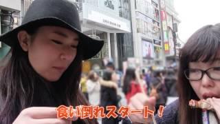 日本大学 まなみ 女2人の大阪食い倒れ旅行