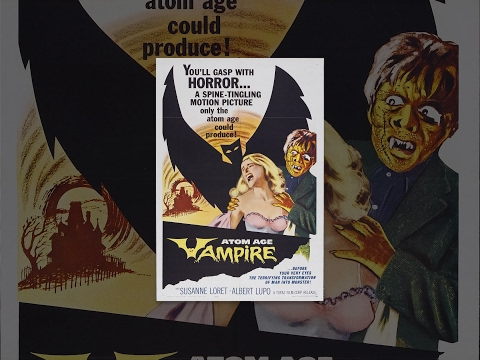 Atom Age Vampire | all time horror classics streaming vf