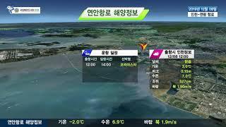 [인천 연평도 항로정보] 2019년 12월 8일/ 해양…