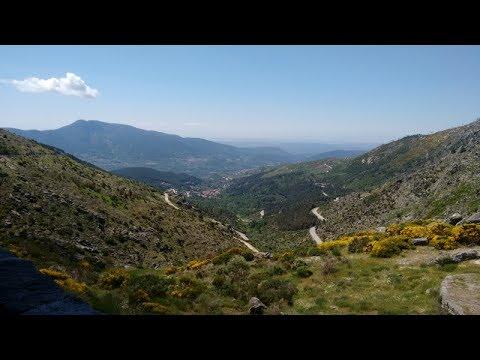Spanish Roads Part 27 Ramacastañas to San Martín del Pimpollar