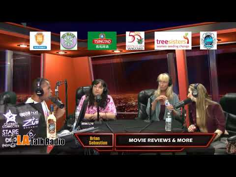 Movie Reviews & More with Brian Sebastian on LA Talk Radio Show #16 October 24, 2017