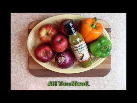 Apple Harvest Salsa Video