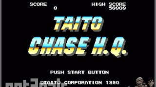Taito Chase HQ - Master System