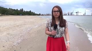 Ревизия пляжей Мариуполя