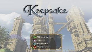 Keepsake Gameplay German Part 1