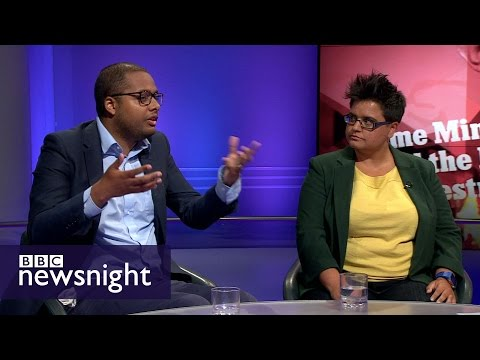 Is mainstream media biased against Jeremy Corbyn? - BBC Newsnight