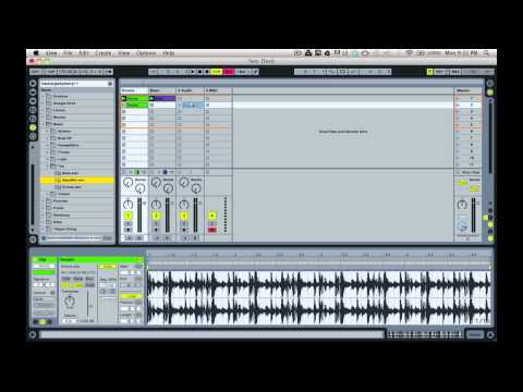 Ableton Live Basic Tutorial Part.2 Session View (in Bahasa Indonesia)