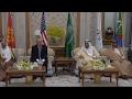 미국ㆍ사우디 393조원 투자협약…