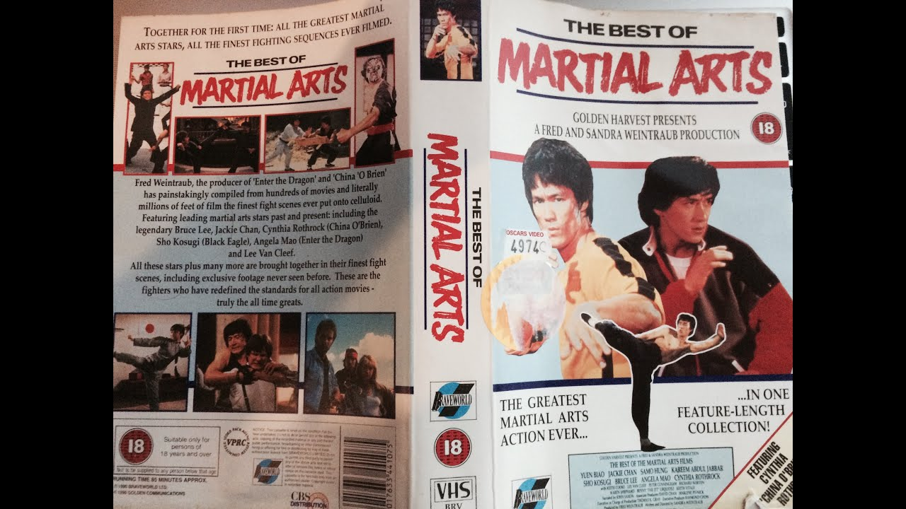 The Best Of Martial Arts Greatest Action Ever In One Feature Length Collection You