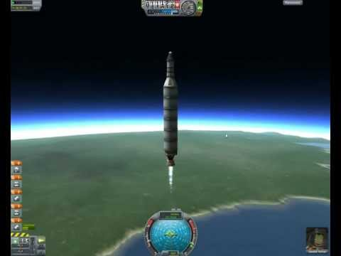 Kerbal Space Program #2: How To Build A Rocket And Achieve Orbit