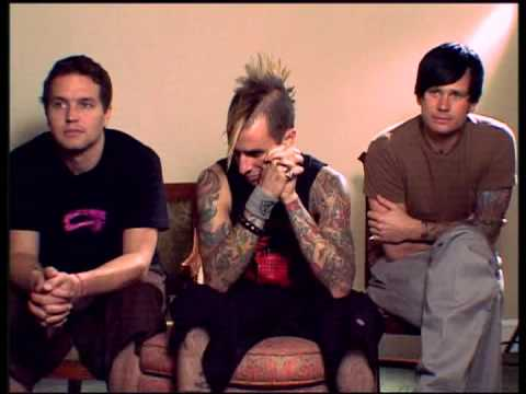 Making of Feeling This video and blink-182 untitled album -HQ-