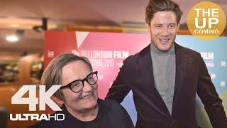 Agnieszka Holland and James Norton on Mr Jones, Little Women at London Film Festival premiere