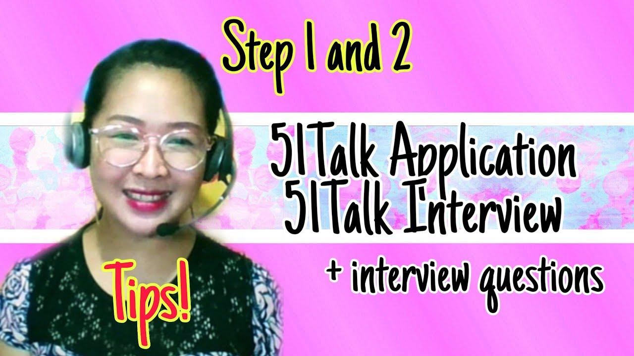 51talk applicant portal