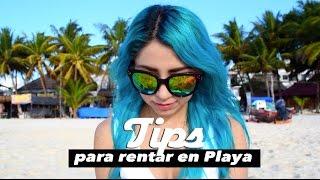 Cómo rentar en Playa del Carmen
