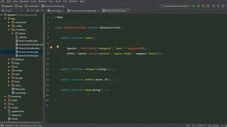 PHPStorm (2/13) : Apparence