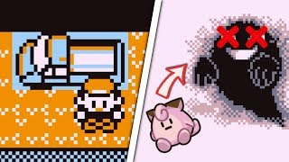 Pokémon Red / Blue - All Secrets & Easter Eggs