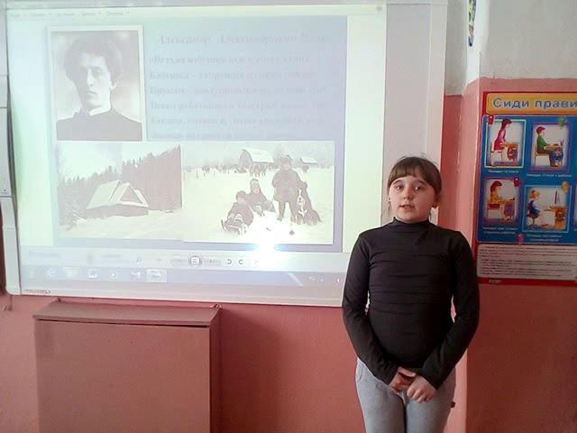 Изображение предпросмотра прочтения – ИринаШеховцова читает произведение «Ветхая избушка» А.А.Блока