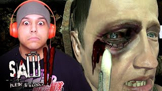 EYE NEVER SAW THIS COMING! [SAW 2] [#01]