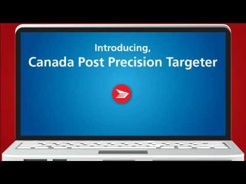 Canada Post Precision Targeter