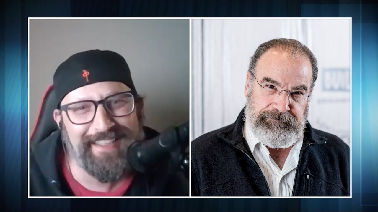 "Shuli Egar's Quarantine Beard Reminds Howard of Tevye From ""Fiddler on the Roof"""