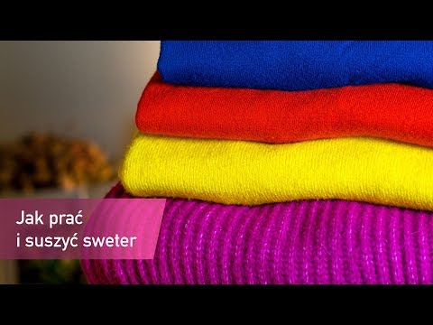 Dom Dla Początkujących: Jak Dbać O Sweter | Ula Pedantula #112