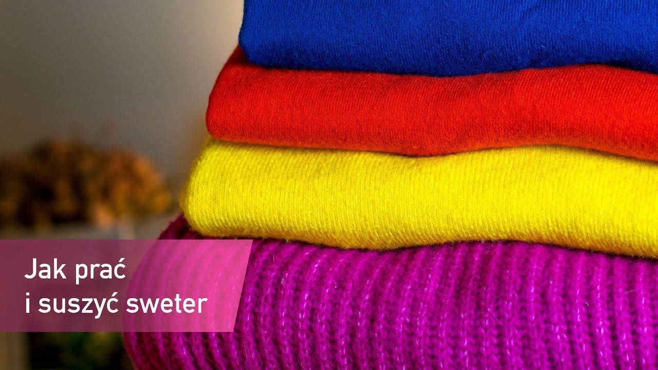 Dom dla początkujących: Jak dbać o sweter   Ula Pedantula #112